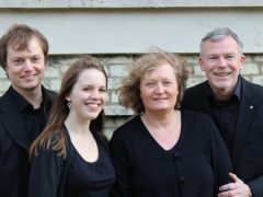 Gero Parmentier – Bethany Webster – Susanne Horn – Thomas Rink