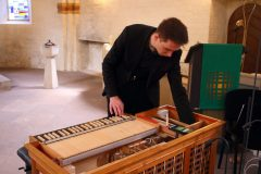 """an der Orgel: Malte Wienhues – immer """"aus der Tiefe"""""""