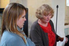 Bethany Webster-Parmentier und Susanne Horn – a tempo oder schneller?