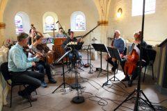 """Aufnahme der CD """"Schalle nur, beliebter Ton"""" Incerti aus dem """"Partiturbuch Ludwig"""""""